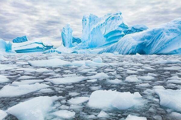 Ice losses from Greenland and Antarctica are dramatically larger than previously estimated