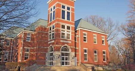Wabash College, Crawfordsville, Indiana