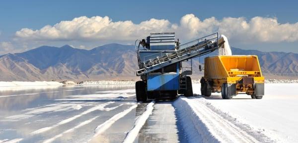 Solar Salt Production